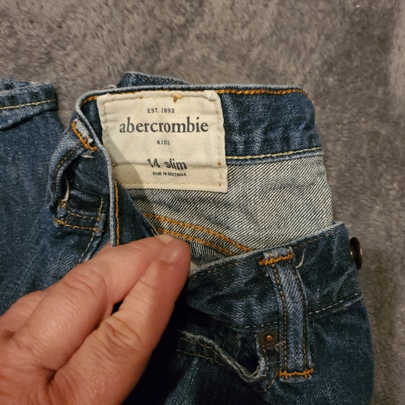 Abercrombie & Fitch Other - Abercrombie boys size 14 jeans
